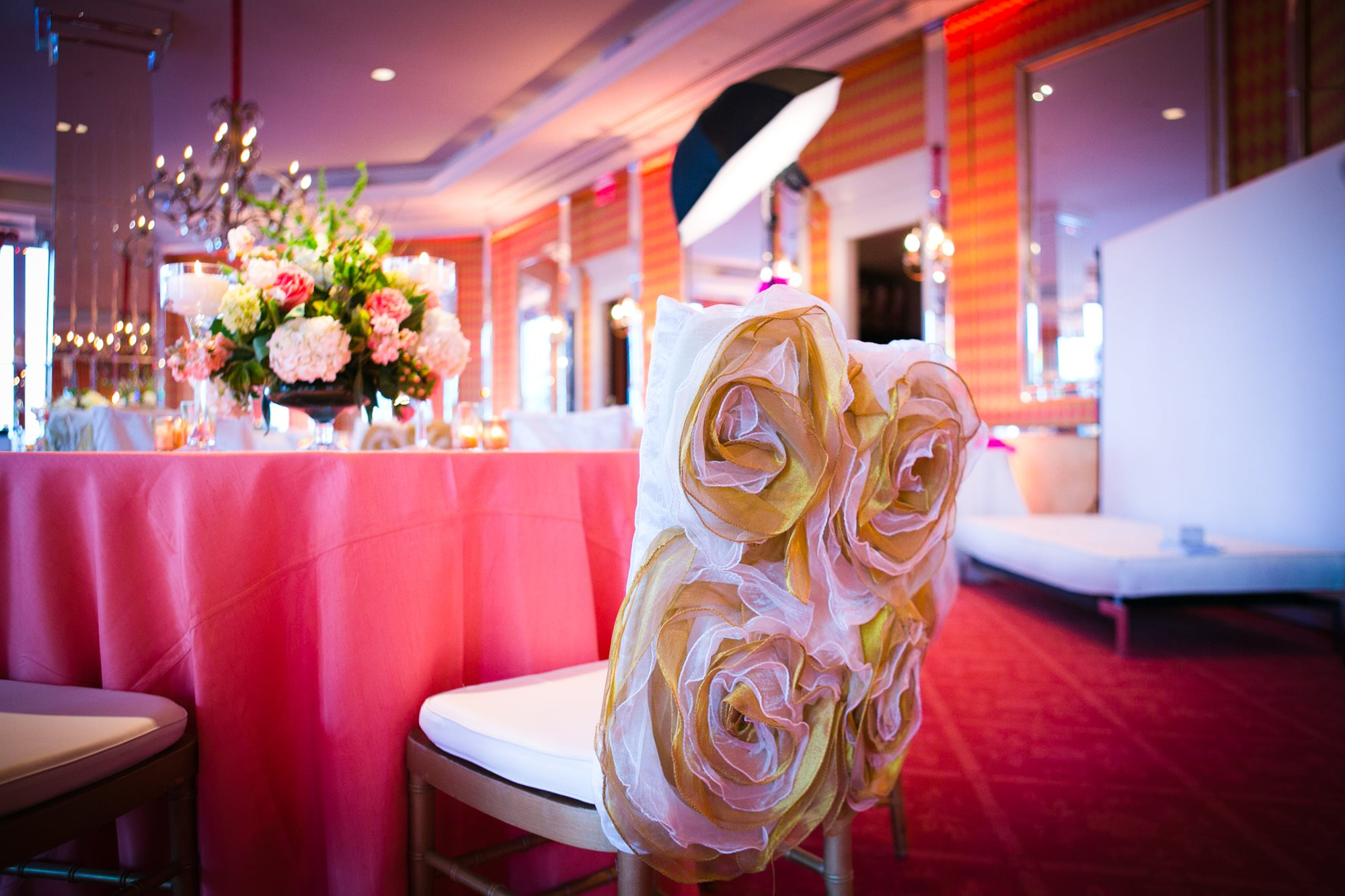 Chair Cover Details